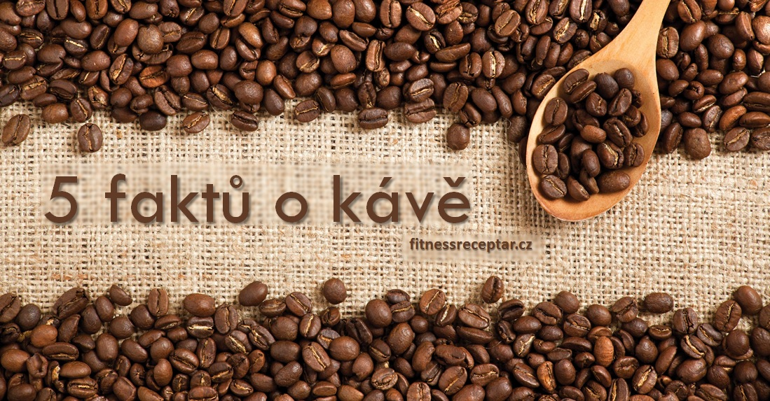 5 faktů kava