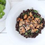 Kuřecí směs a quinoa